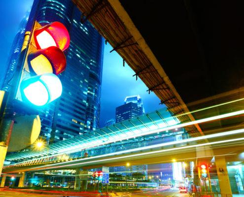Светофорные объекты